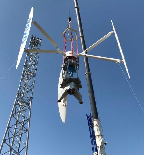 Rotor einer Windkraftanlage